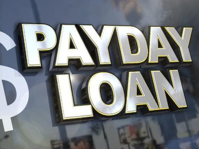 payday loan interest rate