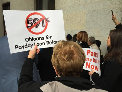 Ohio Payday Loan Lending Bill