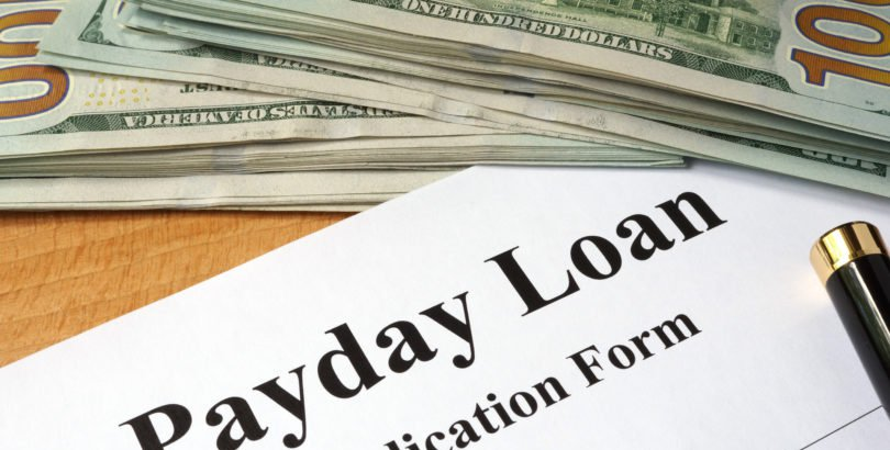 Payday loan industry