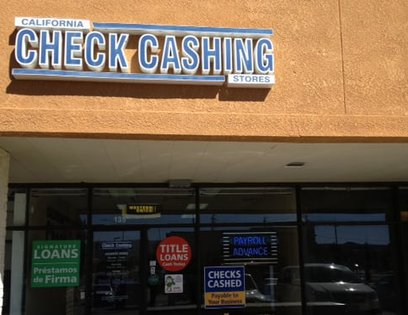 California Payday Lending