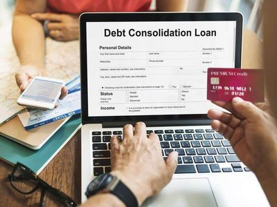Debt consolidation reduction