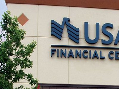 USAA Charges Interest On Loans