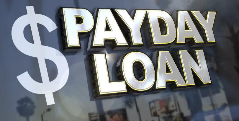 Payday loan rates