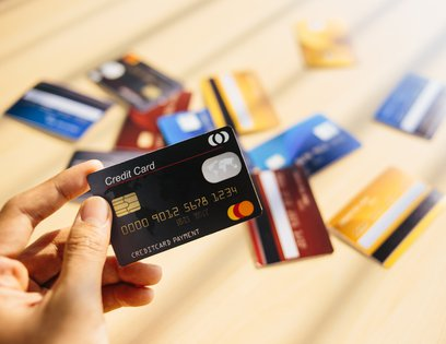 Top 5 Credit Cards