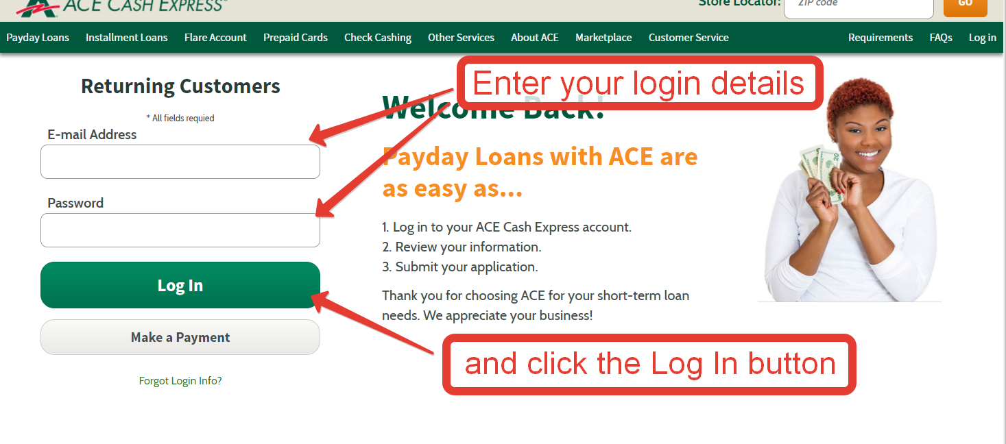 Payday loan installments photo 9