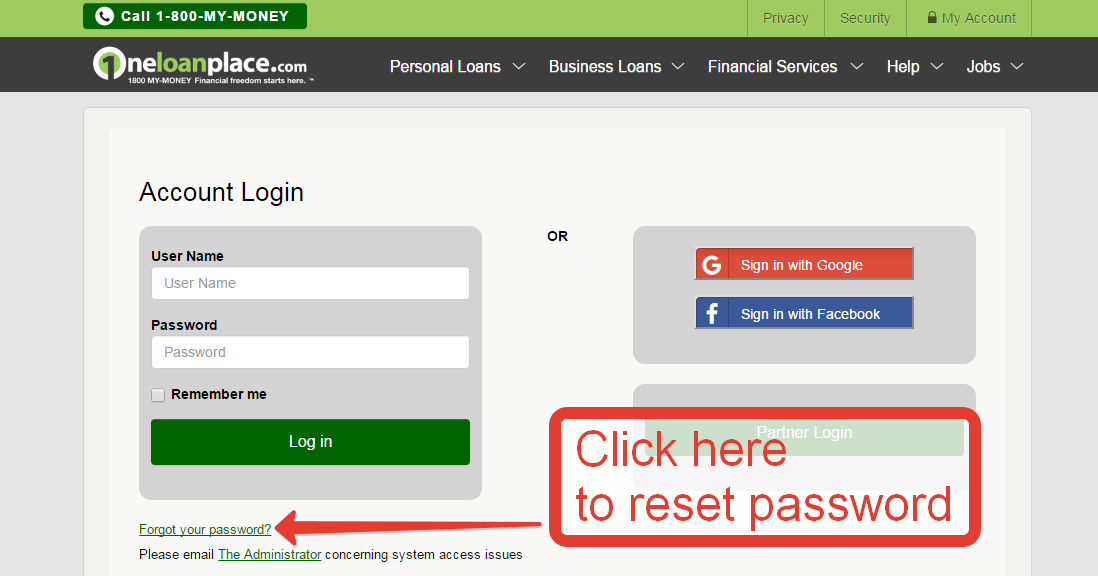 One Click Loan >> One Loan Place Payday Loans Gives Consumers Amazing Platform To